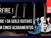 Starfire I Series da Guild Guitars