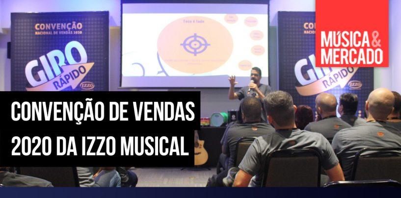 Izzo realizou convenção de vendas 2020