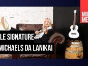 Já está disponível o ukulele Julia Michaels Signature da Lanikai