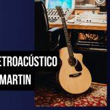 SC-13E é um dos novos violões da Martin