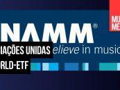 NAMM une-se à Federação Mundial de Tecnologia de Entretenimento