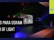 Prolight+Sound 2020: Osram World of Light em Munique recebe prêmio