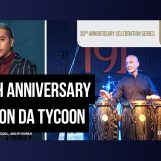 Tycoon apresenta a 30th Anniversary Celebration Series