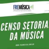 Fremúsica lança Censo Nacional da Música