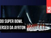 Luzes Perseo da Ayrton brilharam no Super Bowl