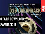 Celestion apresenta G10 Creamback Guitar Speaker Impulse Response
