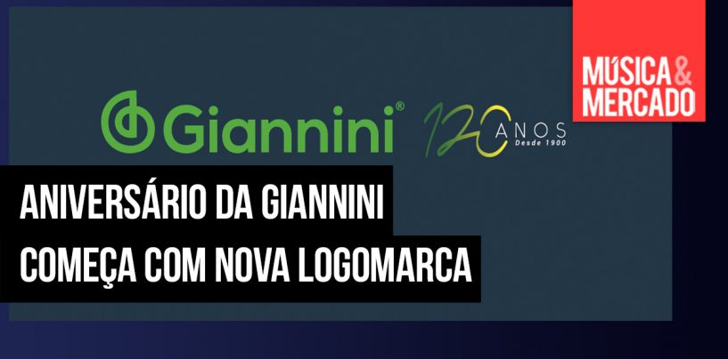 Giannini faz convenção de representantes e lança nova logo