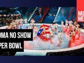 Super Bowl Halftime Show contou com mesas grandMA3