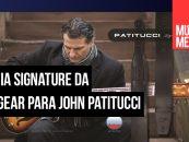 John Patitucci Signature é a nova correia da Gruv Gear