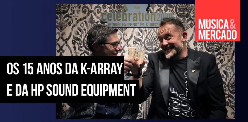 K-array comemora 15 anos