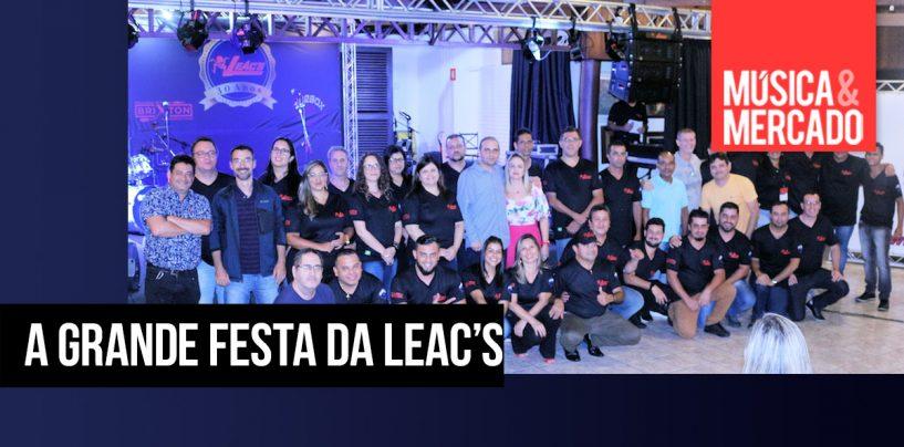 Aniversário: Leac's celebrou seus 30 anos