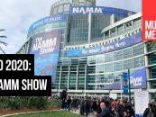 Pós-feira:NAMM Show 2020