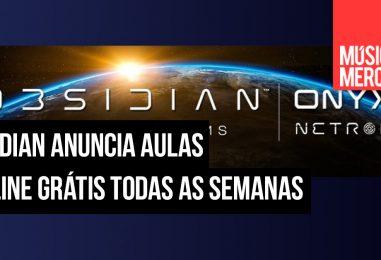 Obsidian Control Systems oferece aulas on-line grátis