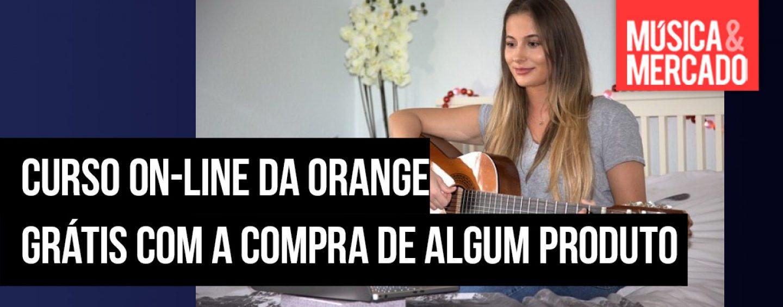 Orange disponibiliza Rock Guitar Course grátis