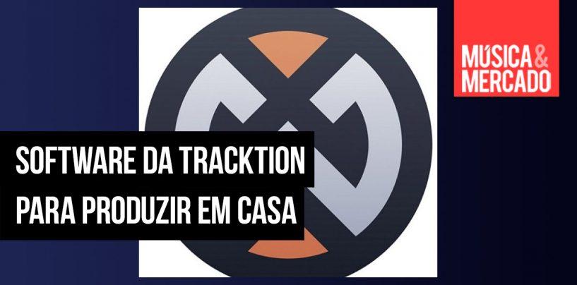 Tracktion lança Waveform Free