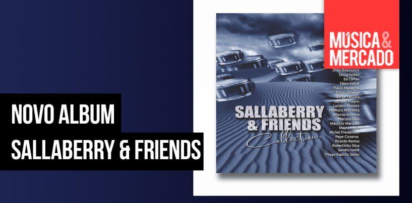Conheça os instrumentos que Sallaberry usou em novo álbum