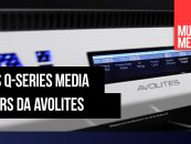 Avolites lança Q-Series Media Servers