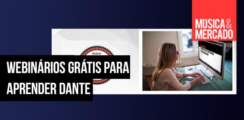 Série de webinários para aprender Dante em português