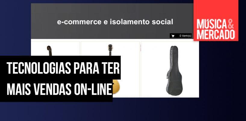 E-commerce e isolamento social: como a tecnologia pode trazer mais resultados às compras online