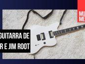 Fender lança modelo Jim Root Jazzmaster V4