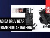 Gruv Gear lança Veloc para transportar bateria