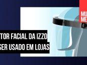 Izzo lança protetor facial