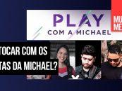 Michael e seus artistas convidam músicos para fazer gig digital