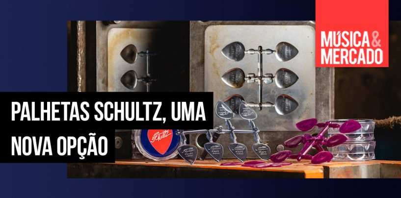 """Palhetas Schultz quer """"bater de frente com as importadas"""""""