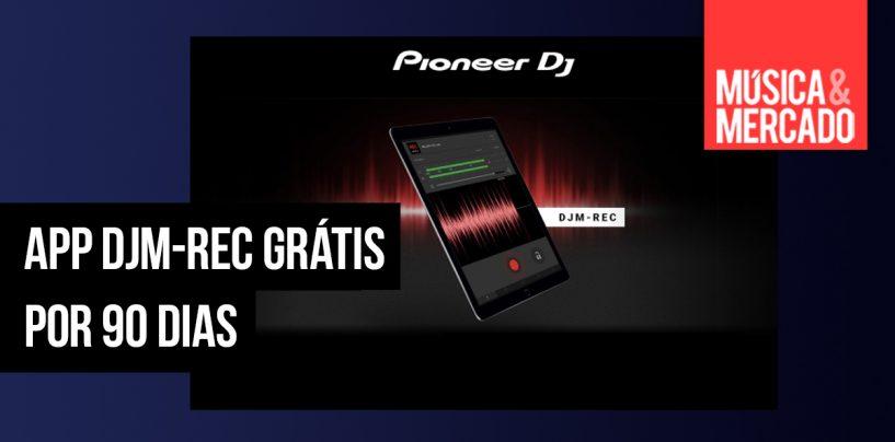 App Pioneer DJ estende período de teste gratuito