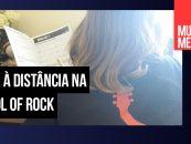 School of Rock promove aulas à distância