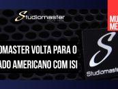 Studiomaster cria aliança com ISI nos Estados Unidos