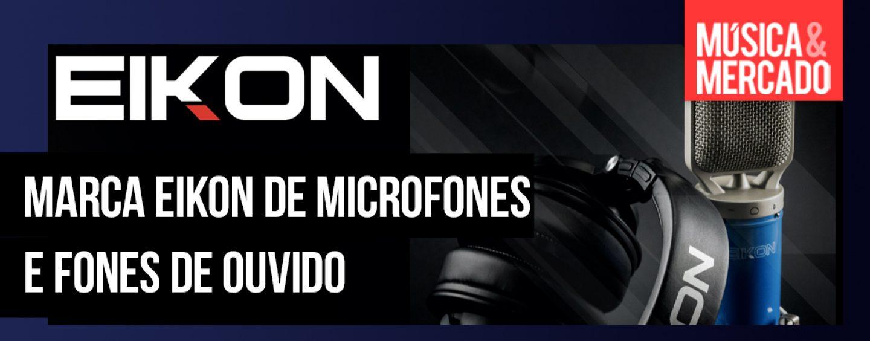 Proel lança marca dedicada a microfones e fones de ouvido