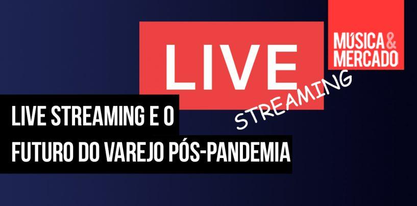 5 perguntas: Live streaming e o futuro do varejo pós-pandemia