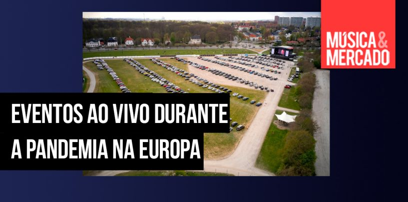 Eventos ao vivo: poderemos adotar o modelo europeu?
