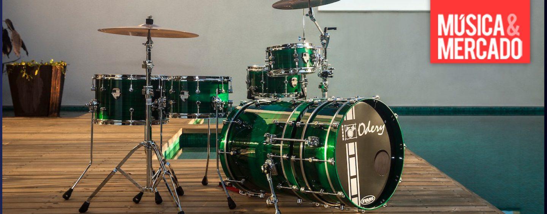 Odery Drums: um nome de sucesso