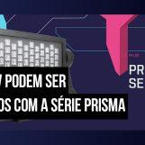 Magmatic lança linha Prisma para iluminação externa