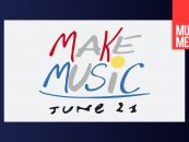 Make Music Day será on-line em 2020