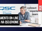 QSC@Home é o programa on-line da QSC