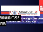 Evento Showlight 2021 foi adiado até próximo aviso