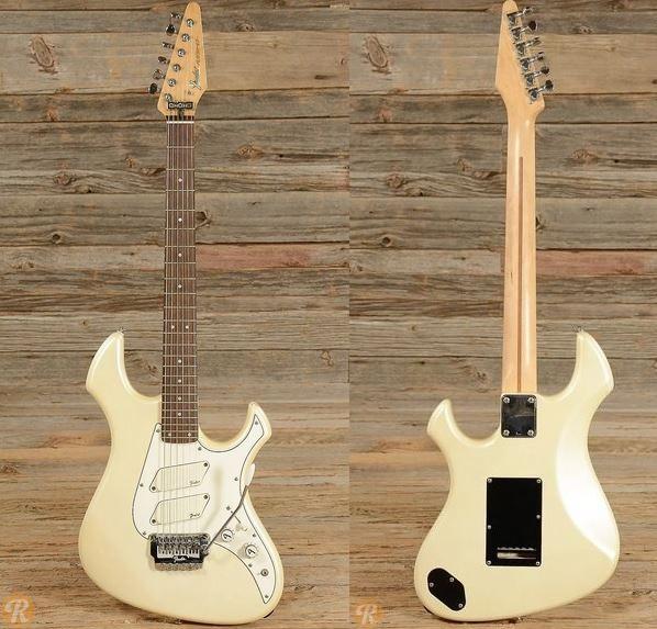 Fender Performer White