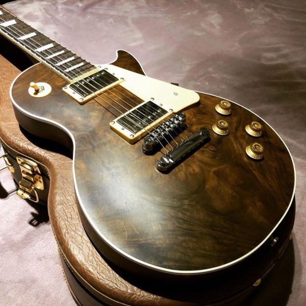 Les Paul W Custom Guitars