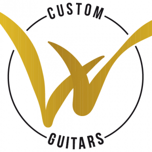 Logo W Custom Guitars