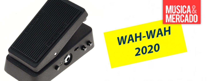 Os 10 melhores pedais wah-wah internacionais de 2020