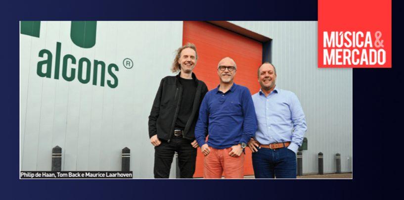 Alcons Audio traz sua tecnologia pro-ribbon