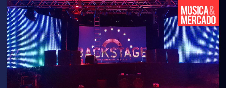 Backstage Studio Hall prepara seus estúdios para fazer Lives