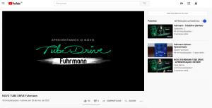 campanha youtube