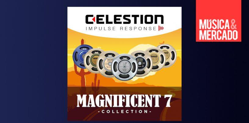 Magnificent 7 Collection junta-se ao IR da Celestion