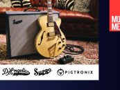 D'Angelico Guitars adquire Supro USA e Pigtronix