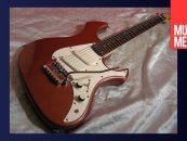 Guitarras que não vingaram: Fender Performer
