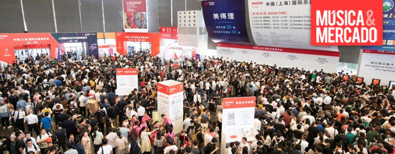 Music China planeja edição para outubro